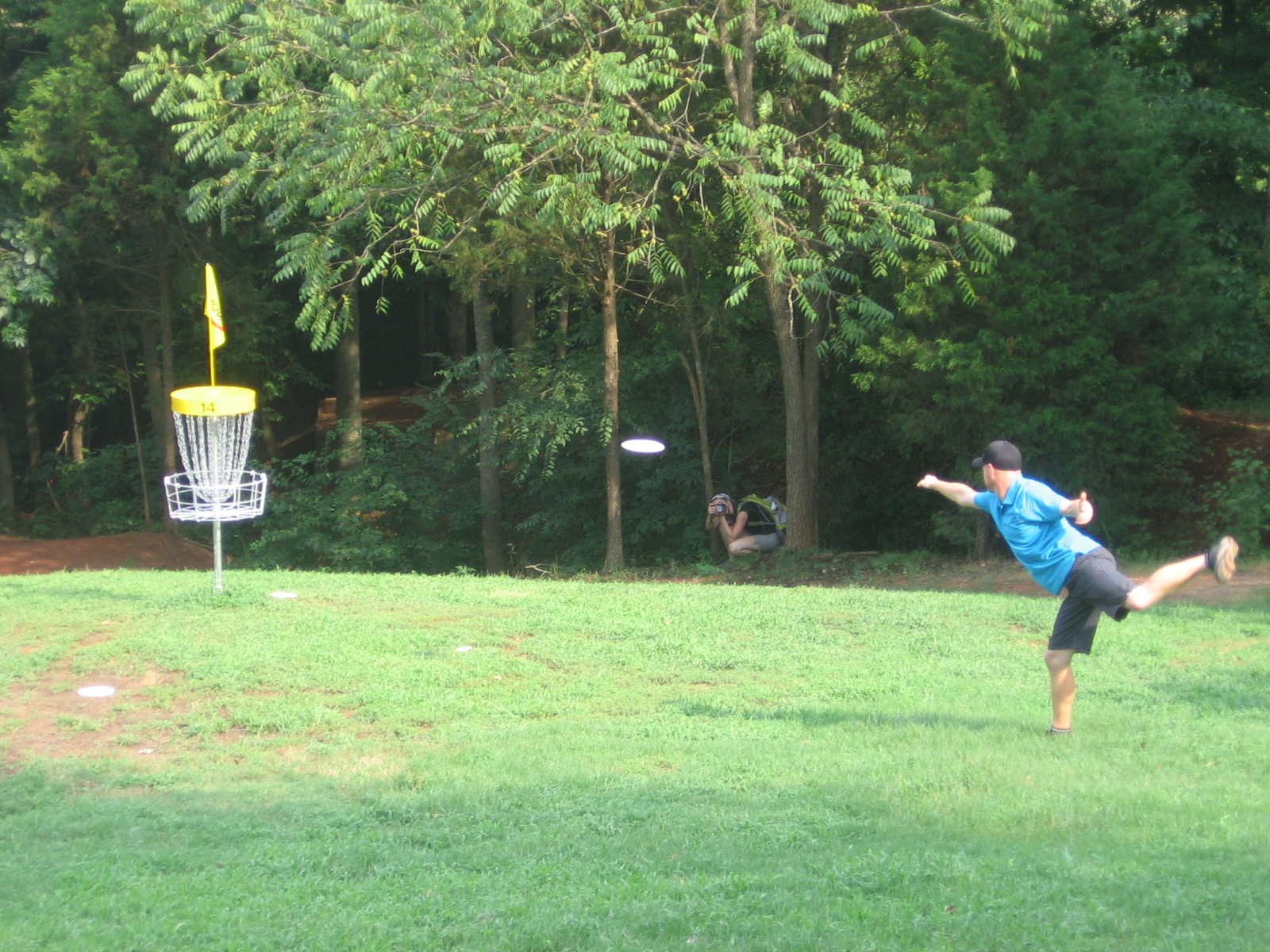 Disc golf dating site